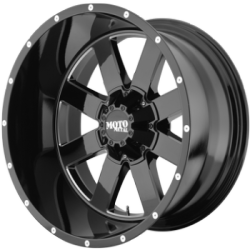 Moto Metal MO962 Black Milled Wheels