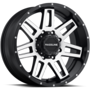 Raceline 931M Injector Machined Wheels